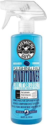 Chemical Guys BUF_301_16 FOAM PAD CONDITIONER (16 oz)