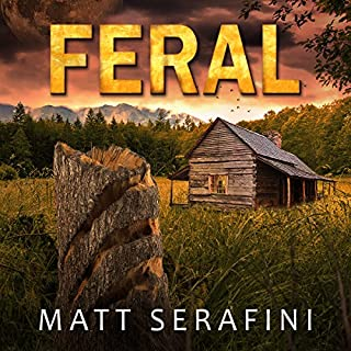 Feral     A Novel of Werewolf Horror              By:                                                                                                                                 Matt Serafini                               Narrated by:                                                                                                                                 Matt Godfrey                      Length: 12 hrs and 7 mins     84 ratings     Overall 3.8