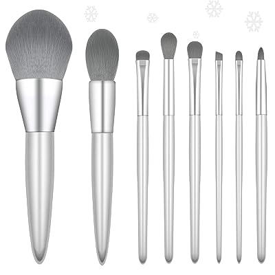 ENERGY Makeup Brush Set 8pcs Premium Synthetic ...