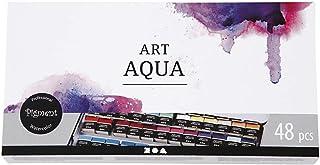 Art Aqua Watercolour, asstd Colours, 48colours