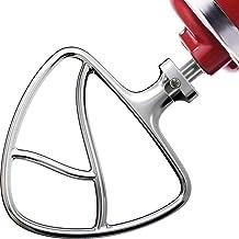 Kitchenaid Paddle Attachments for Kitchen Aid Tilt-Head Stand Mixer 4.5-5 Quart/Replacement Parts for Flat flex edge sc Be...