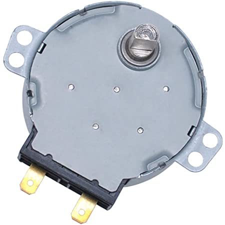 WB26X10038 Microwave Turntable Motor for GE Frigi-daire Replace 5304408980 WB26X10038 AP2024962 PS237772
