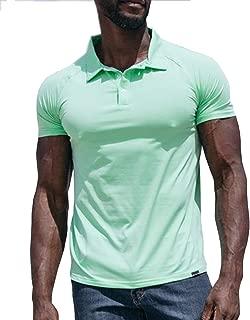 Barbell Apparel Men's Havoc Havok Polo Short Sleeve Shirt