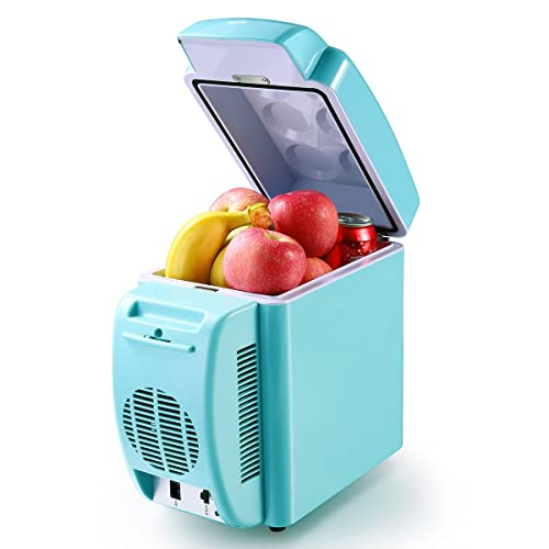 Housmile Thermo - Electric Cooler and Warmer Car Refrigerator Portable Mini Fridge AC & DC,