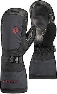 Black Diamond Mecury Mitts Women's handskar för kallt väder aktiviteter, svart, S