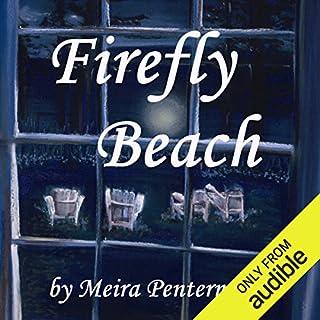 Firefly Beach audiobook cover art