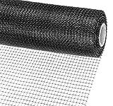 100m² Maulwurfnetz 1x100m Laubschutznetz 26g/m² Absperrnetz Vogelschutznetz Machenbreite 14x16mm Teichnetz Maulwurf