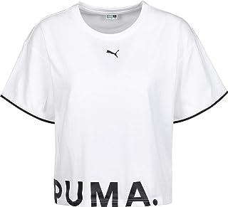 Puma Chase Cotton T-Shirt for Women, Size XS Puma White