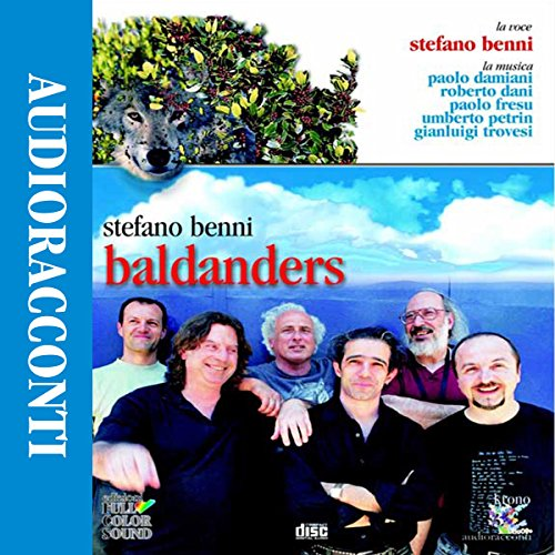 Baldanders  By  cover art