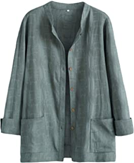 light linen jacket