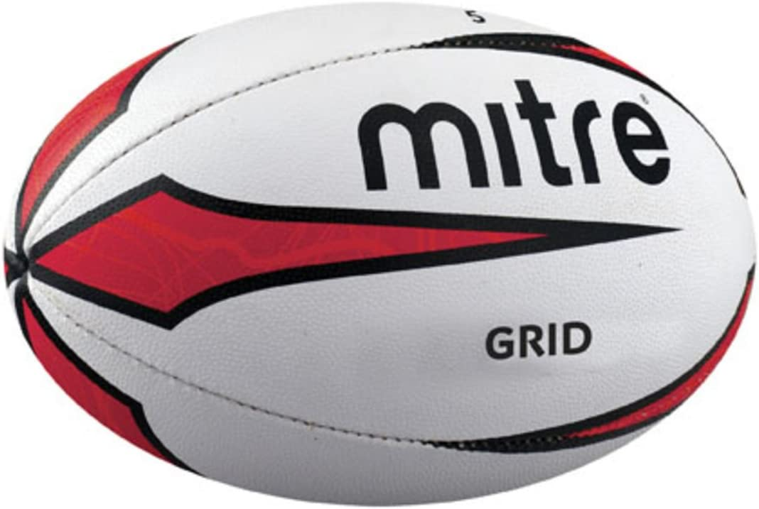 excellence mitre Super popular specialty store B2104 Grid Outdoor Rugby Sports Trainin Match Play Age All