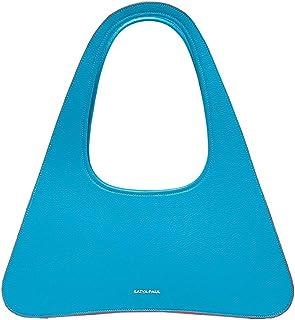 Satya Paul Women's Shoulder Bag (Blue)