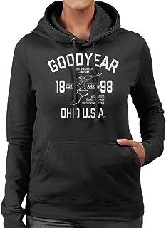 Goodyear Ohio USA huvtröja för kvinnor