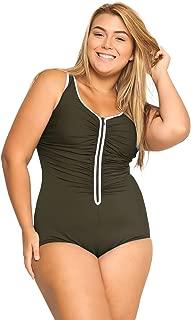 Bademode Damen Buchstaben Dicke Träger Schnürung Bikini Set Push Up Badeanzug 38