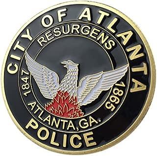 Atlanta Police Department / APD G-P Challenge coin 1149#