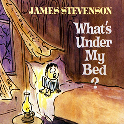 What's Under My Bed?  audiobook cover art