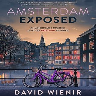 Amsterdam Exposed audiobook cover art