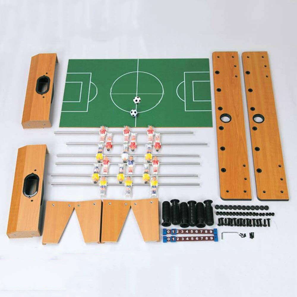 Futbolín De Mesa Juegos De Tamaño Mini - Diversión Portátil ...