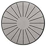 Lazy K Induction Cooktop Mat - Silicone Fiberglass Magnetic Cooktop Scratch Protector - for...