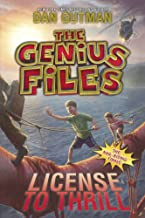 License To Thrill (Turtleback School & Library Binding Edition) (The Genius Files)