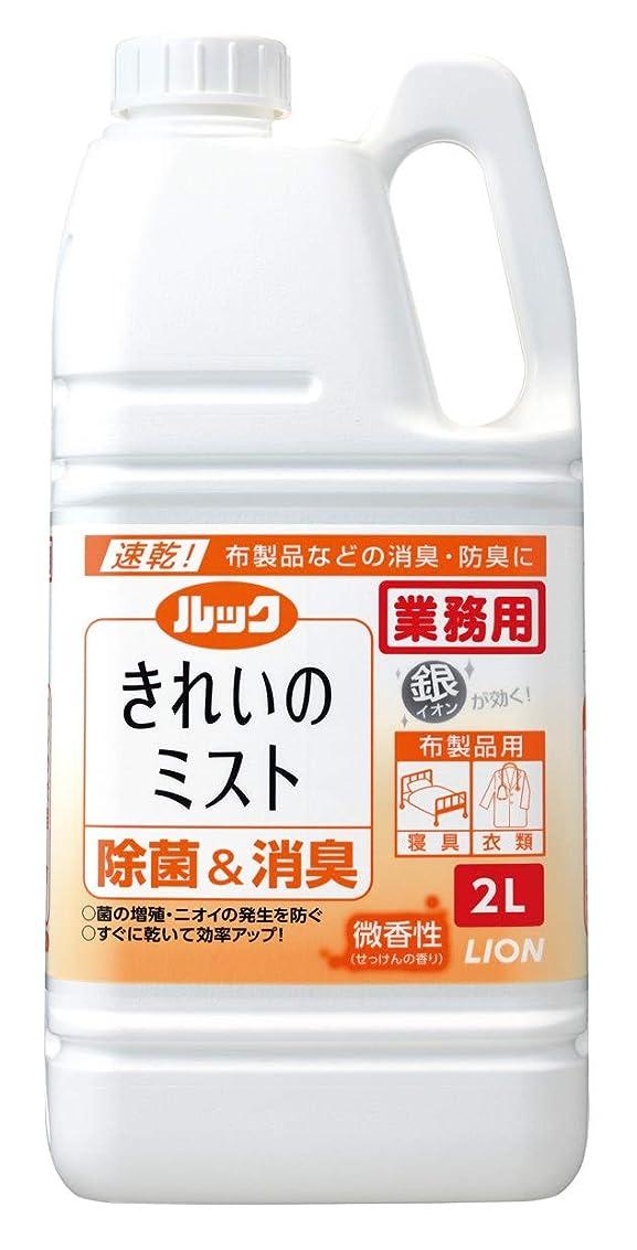 アライメント包囲悲鳴【業務用 大容量】ルック きれいのミスト 布製品用(微香性) 2L