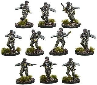 Konflikt 47 Us Firefly Jump Infantry Box - Metal