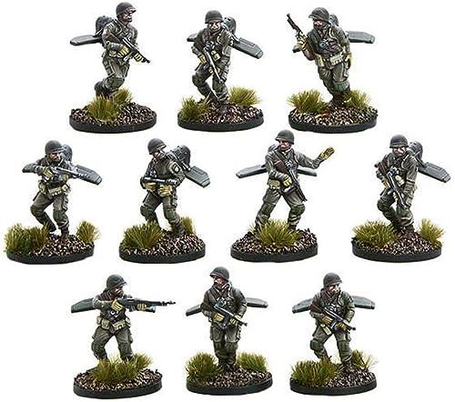 Konflikt '47 US Firefly Jump Infantry