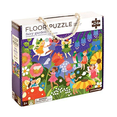 Fairy Garden Floor Puzzle