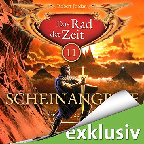 Couverture de Scheinangriff (Das Rad der Zeit 11)