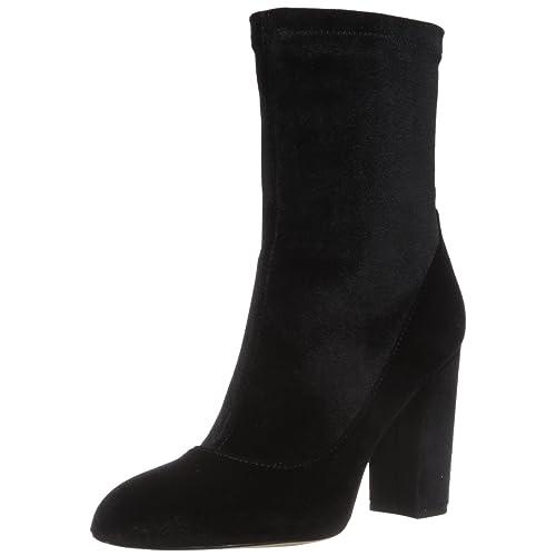 d2e2f66a6ed14 Black Sock Booties: Amazon.com