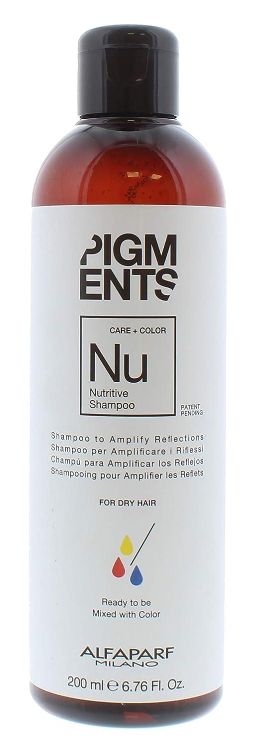 呼吸押す予見するアルファパルフ Pigments Nutritive Shampoo (For Dry Hair) 200ml/6.76oz並行輸入品