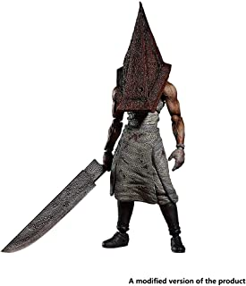 Huangyingui Silent Hill 2: Red Pyramid Thing Action Figure - Highly Detailed Accurate Sculpt - High 5.9 Inches