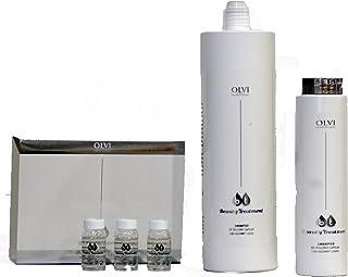 Concentrado botox capilar con Dulcemin LS 85994 12 ampollas Olvi