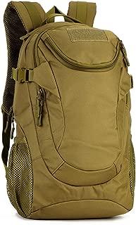 25L Backpack Military Tactical Daypack Water-resistance Assault Rucksack Gear Student School Bag