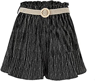 Valleygirl HOLA HIGH Waist Shorts with Belt
