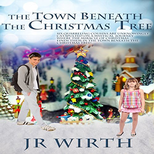 The Town Beneath the Christmas Tree audiobook cover art
