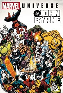 Marvel Universe by John Byrne Omnibus (0785195602) | Amazon price tracker / tracking, Amazon price history charts, Amazon price watches, Amazon price drop alerts