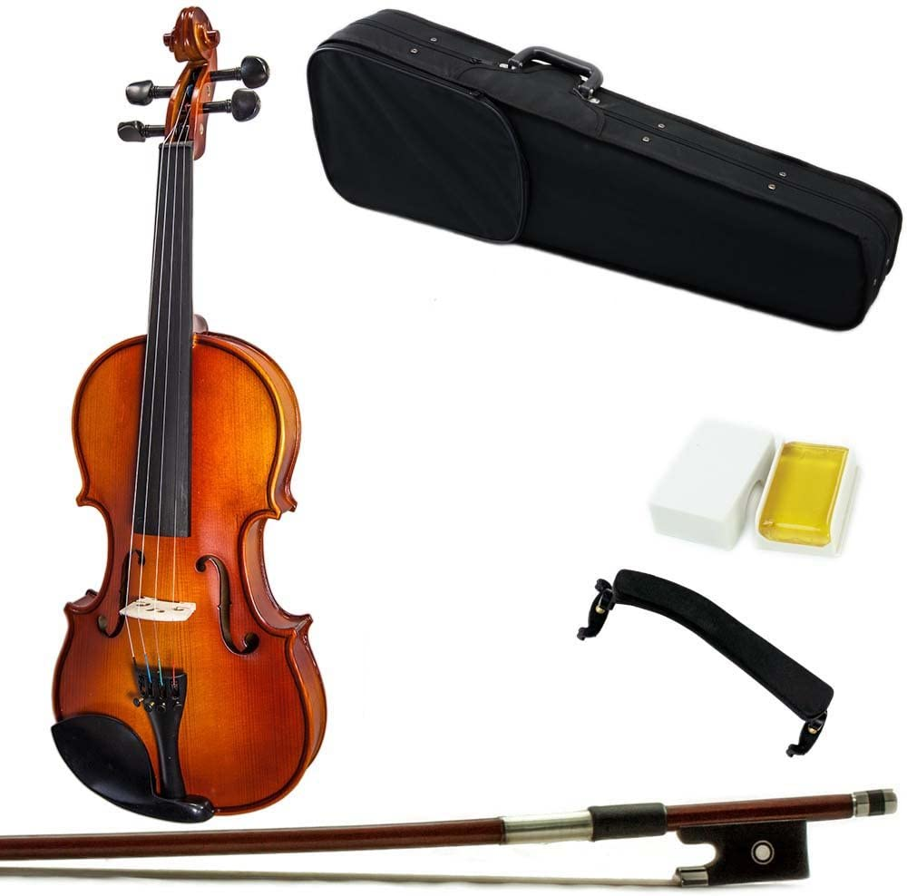 Paititi 13'' Size Limited time sale Upgrade Solid Wood Fitted Ebony Viola Cas Very popular With