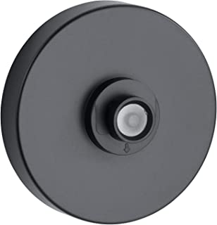 53 5 x 35 cm 5 x 80 Color Negro Wenko 23709100 Lava-Toallero Plegable