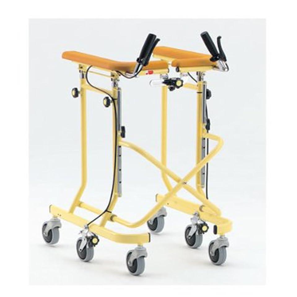 該当するこっそり講師6輪歩行器 らくらくウォーカー ホップステップ SM-40