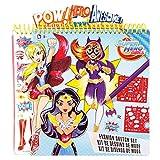 DC Superhero Girls Fashion Sketch Set by DC Super Hero Girls