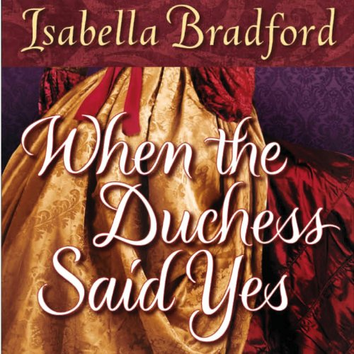 When the Duchess Said Yes audiobook cover art