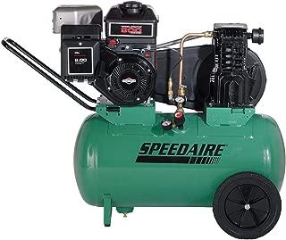 Speedaire 20 gal 55 HP Barrel Portable Gas Air Compressor - 4B220