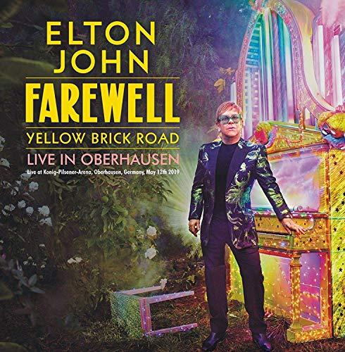 Live in Oberhausen 2019 Yellow Brick Road Tour 2CD set