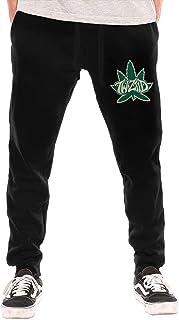 huatongxin Twiztid Men's Breathable Casual Cozy Long Pantalón de chándals Workout Pants