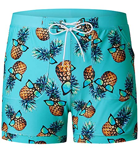 3D Swimming Trunks Board Shorts for Men Galaxy Voyage Tiger Pattern Boys Men S Swim Trunks Surf Pants