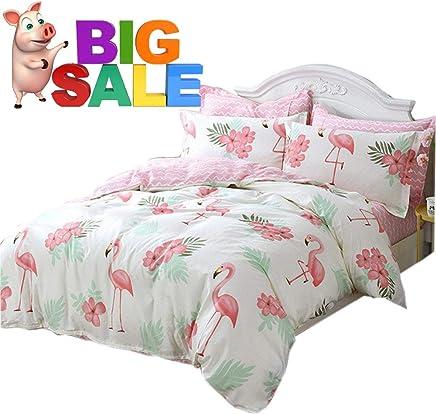 Suchergebnis Auf Amazonde Für Flamingo Bettwäsche Sets