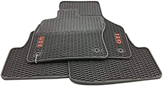 Best genuine vw golf floor mats Reviews