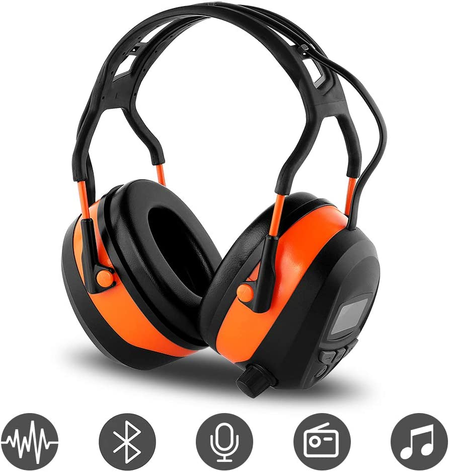 FM MP3 Bluetooth Radio Wireless Headphones Cancelling Inventory cleanup selling sale quality assurance