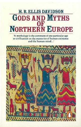 Gods and Myths of Northern Europe (English Edition)